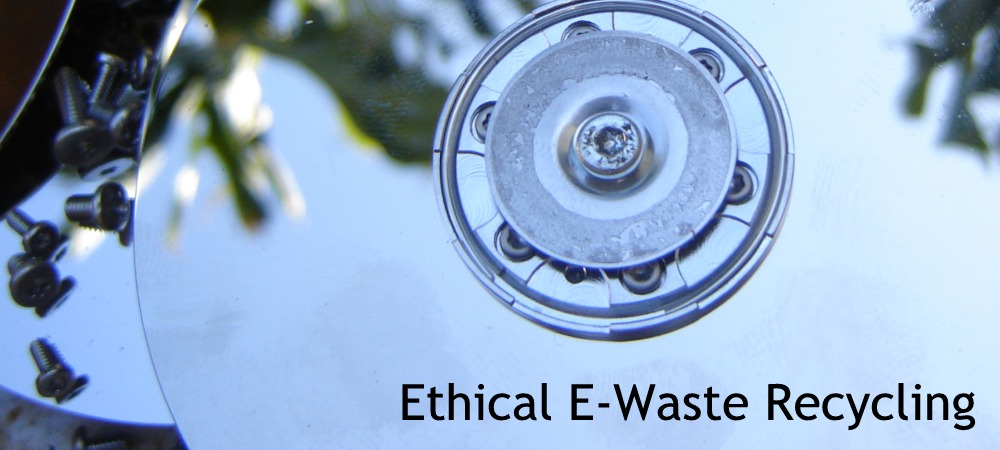 Ethical E-Waste Recycling